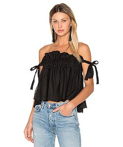 Shona Joy | Moliere Ruched Top