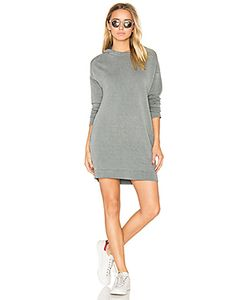 Stateside | Hooded Sweatshirt Dress