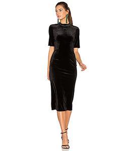 BCBGeneration | Velvet Midi Dress