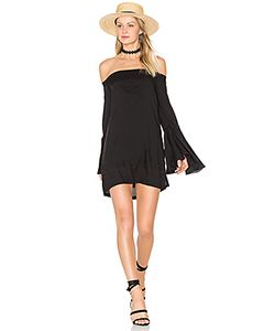 MLM LABEL   Платье С Открытыми Плечами Bronte