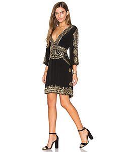 Tessora | Короткое Платье В Восточном Стиле