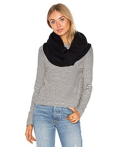 Plush | Fleece Lined Chunky Knit Scarf