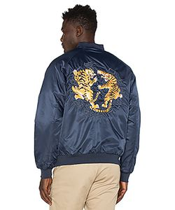 10 Deep | Tiger Claw Satin Jacket
