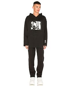 Fenty by Puma | Long Sleeve Graphic Front Lacing Hoody