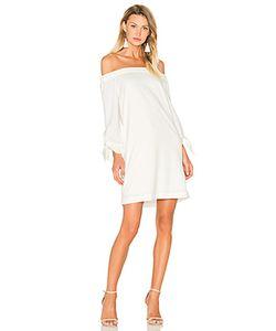 Tibi | Платье С Открытыми Плечами