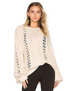 For Love & Lemons | Knitz Wythe Bell Sleeve Sweater