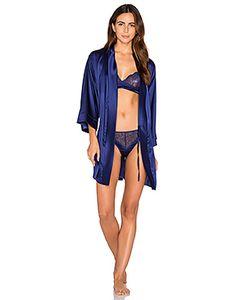 else | Signature Silk Kimono Robe