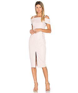 Rebecca Vallance | Платье С Открытыми Плечами Astor