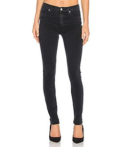 Hudson Jeans   Супер Узкие Джинсы С Высоким Поясом Barbara