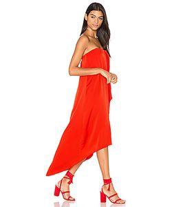 BCBGMAXAZRIA | Платье С Асимметричным Подолом Livvy