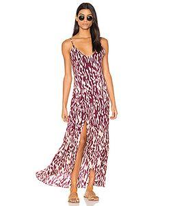 Vix Swimwear | Длинное Платье Elma