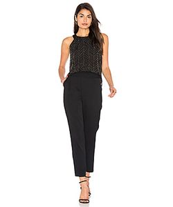 Ella Moss | Frances Beaded Mesh Jumpsuit