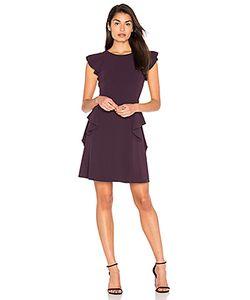 Rebecca Taylor | Платье Со Сборками