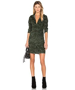 Etienne Marcel | Button Up Mini Dress