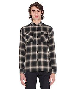 3sixteen | Фланелевая Рубашка Crosscut