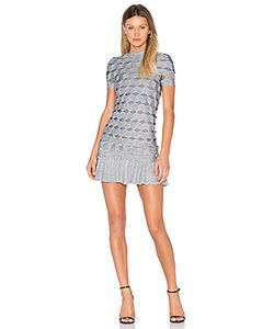 LOLITTA | Joana Zig Zag Mini Dress