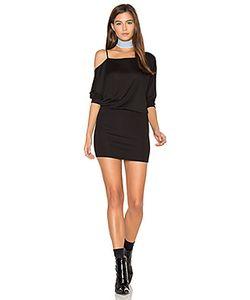 Lanston | Мини-Платье С Открытыми Плечами
