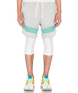 Adidas   X Kolor Film Yarn Shorts