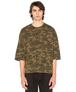 STAMPD | Camo Washed Oversized Tee