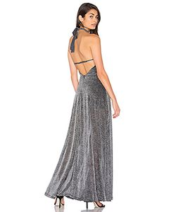 LIONESS | Платье Холтер Cadillac