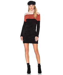 Minkpink | Платье Свитер Snuggle Stripe