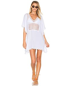 Seafolly | Lace Insert Caftan