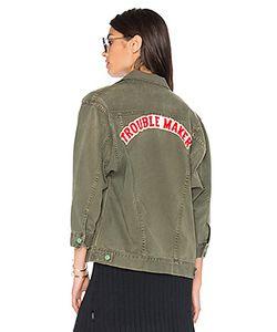 Sandrine Rose | The Trouble Utility Jacket