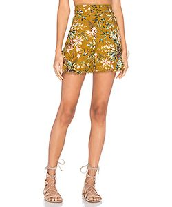 Zimmermann | Tropicale Flutter Shorts