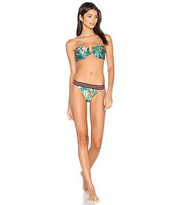 Zimmermann | Tropicale Balconette Bikini Set