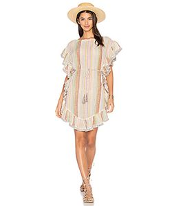 Zimmermann | Tropicale Flutter Fringe Dress