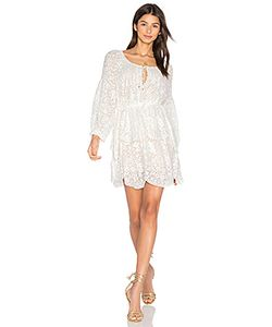 Zimmermann | Gossamer Scallop Mini Dress