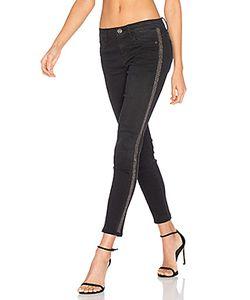 Hudson Jeans | Супер Узкие Джинсы Средняя Посадка Luna