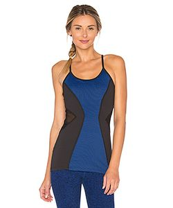Beyond Yoga | Deco Mirror Paneled Tank