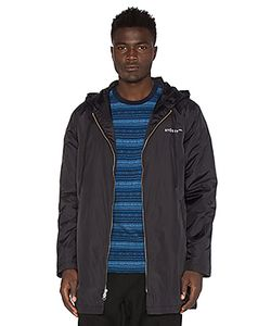 Stussy | Insulated Long Hooded Coach Jacket