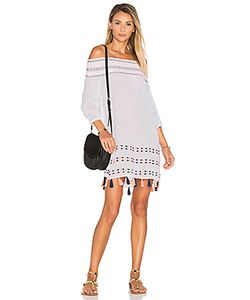 Shoshanna | Off Shoulder Tunic