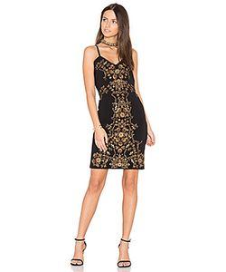 Parker | Комбинированное Платье Nico