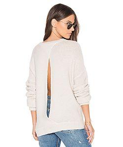 360 Sweater | Свитер С Открытой Спиной Greer