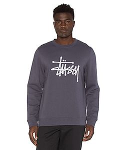 Stussy | Chain Stitch Applique Crew