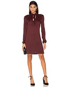 Twenty | Rib Tie Neck Dress