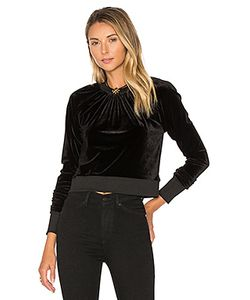 Cheap Monday | Velvet Sweatshirt