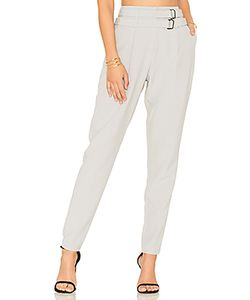 Lavish Alice   Double Belted Trousers