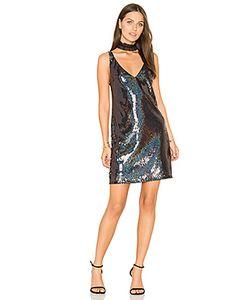 Line & Dot | Мини-Платье С Блестками Thea