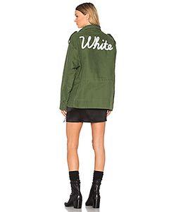 OFF-WHITE | Куртка Vintage White M65