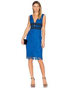 Diane Von Furstenberg | Кружевное Платье Viera