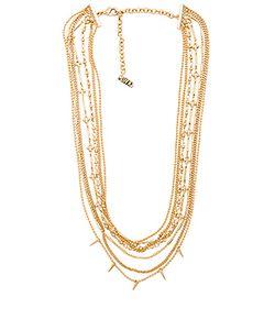 Luv AJ | Многослойное Ожерелье С Шипами