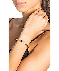 VITA FEDE | Mini Titan Stone Crystal Line Bracelet