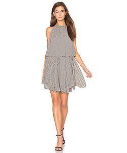 Shona Joy | Etienne Layered High Neck Mini Dress