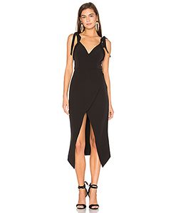 Shona Joy | Villefort Ties Cocktail Dress