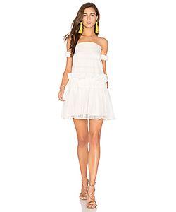 Shona Joy | Мини-Платье С Открытыми Плечами Moliere
