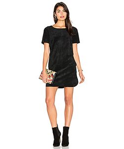 Velvet by Graham & Spencer | Reya Faux Suede Dress